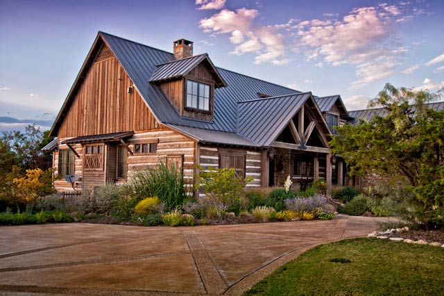 Welcoming Texas Vacation Timber Frame Cabin (14 HQ Pictures) | Top ...