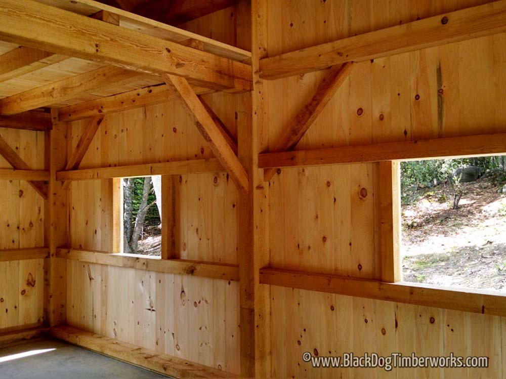 Timber Frame Barn Package For Only 62 580 Top Timber Homes
