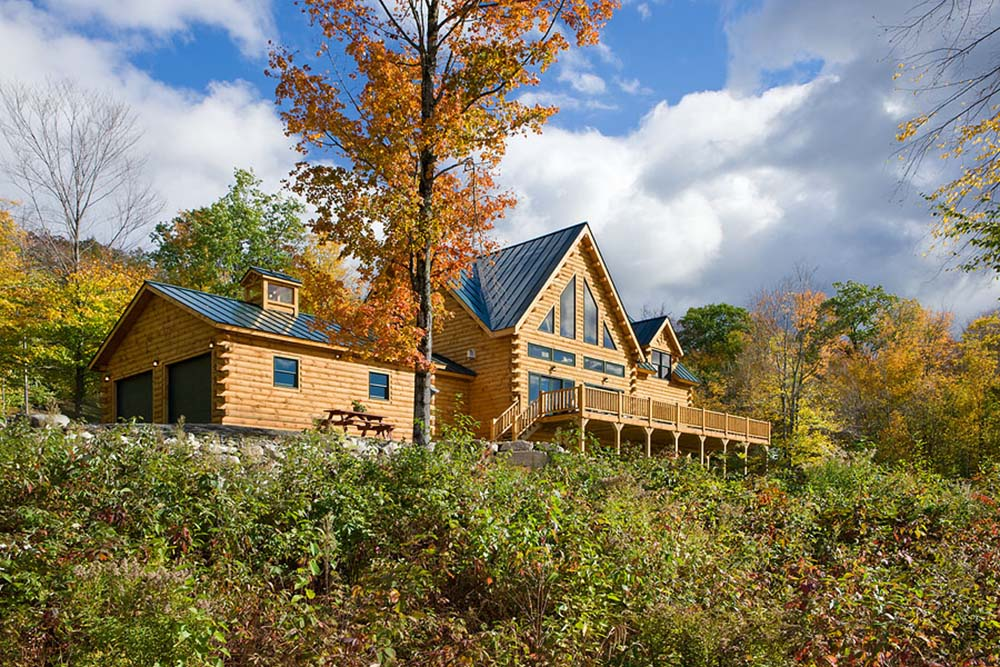 6x8 Complete Timber Kit for $216,300 - Top Timber Homes