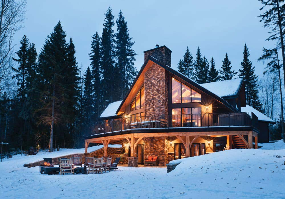 Outstanding Timber Frame Home! (19 HQ Pictures) | Top Timber Homes