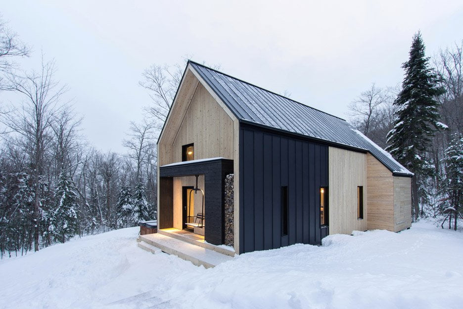 Ultra Modern Cabin That You Would Love To Live In 14 HQ Pictures