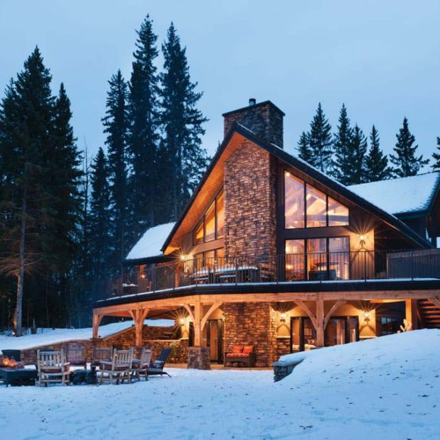 Outstanding Timber Frame Home!
