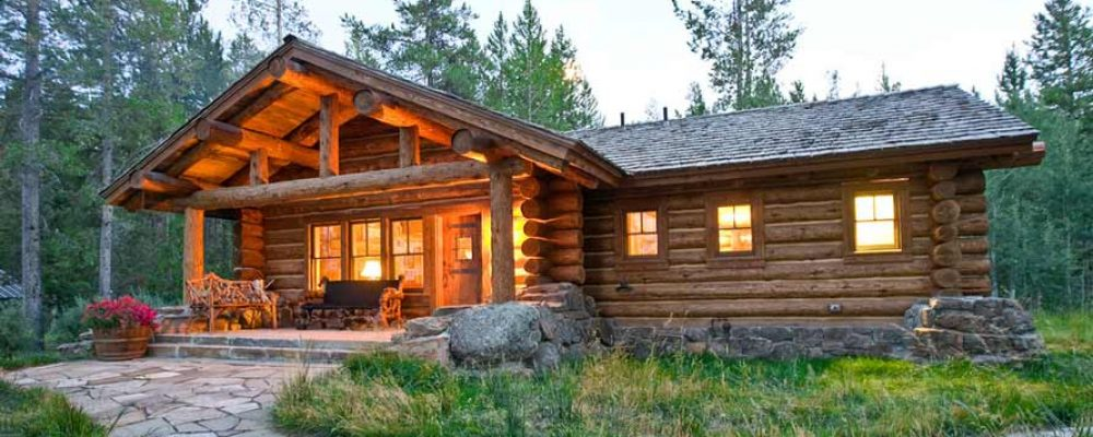 Stunning log house w stone fireplace 12 hq pictures for Stone and timber homes