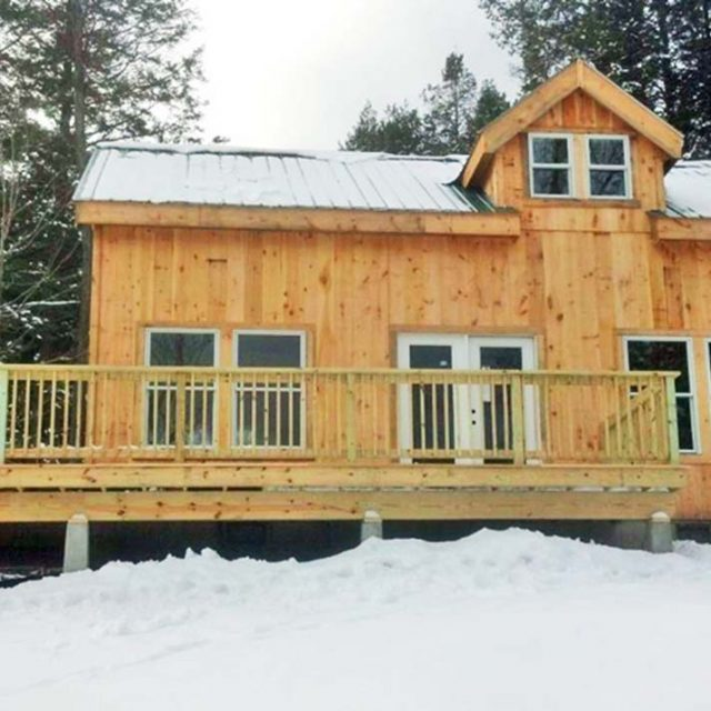 Ready-to-Live 1,200 sq. ft. Timber Cabin for $22,836