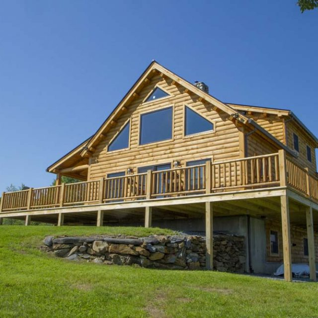 A Timber Home for $79,100