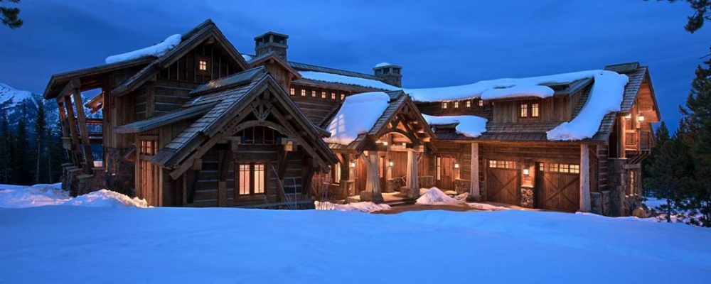 Wooden castle lodge that will make your jaw drop (20 HQ pictures)