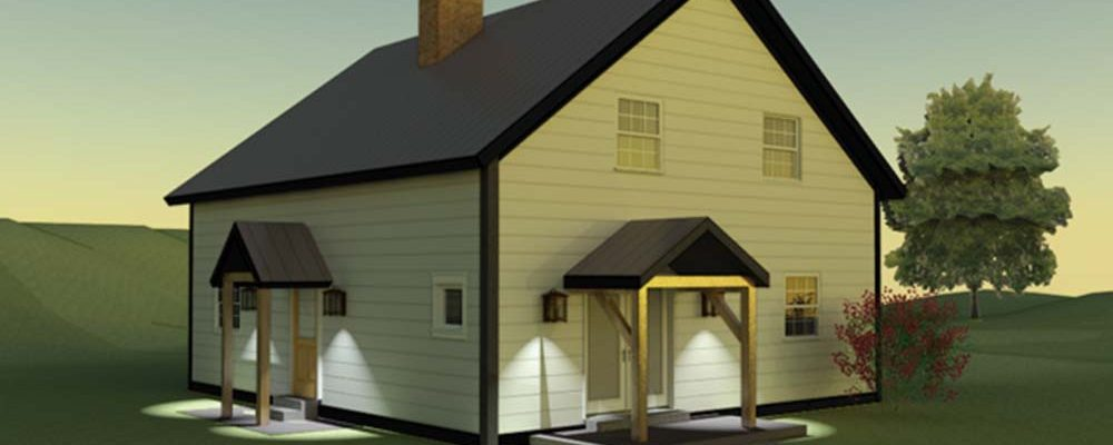 Affordable Residential Timber Frame Package!