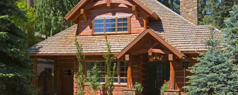Elegant Timber Frame Residency