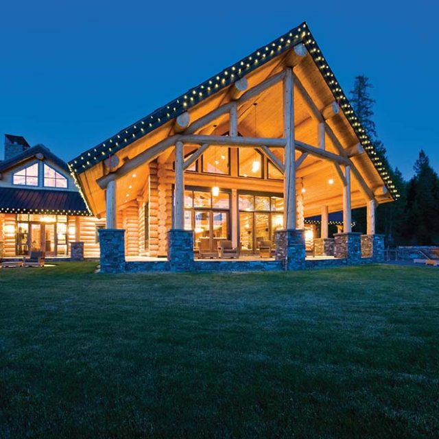 Amazing Timber Cabin w/ Pool (7 HQ Pictures)