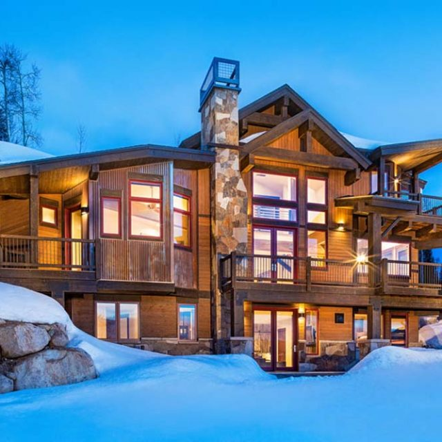 Modern Mountain Cabin w/ Amazing Views (20 HQ Pictures)