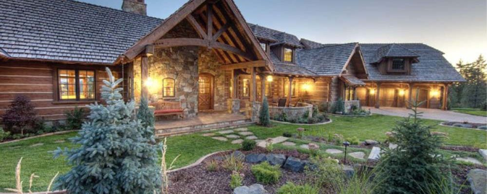 Gorgeous Timber Home with Spectacular Porch