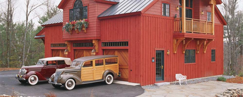Amazing Refurbished Timber Carriage House (9 HQ Pictures)