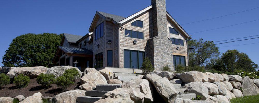 Gorgeous Timber Frame Residency