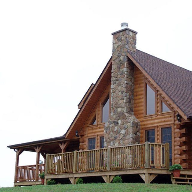 Beautiful Timber Cabin w/ Amazing Fireplace!