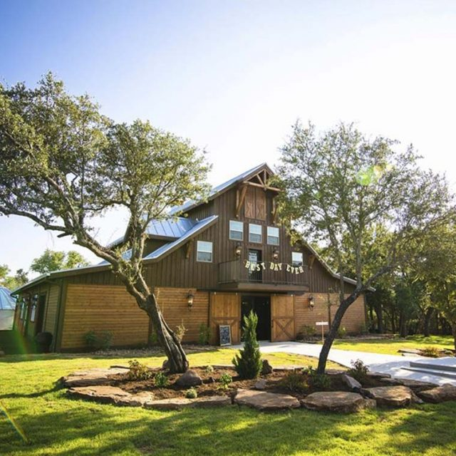 One-of-a-Kind Timber Wedding Venue (10 HQ Pictures)