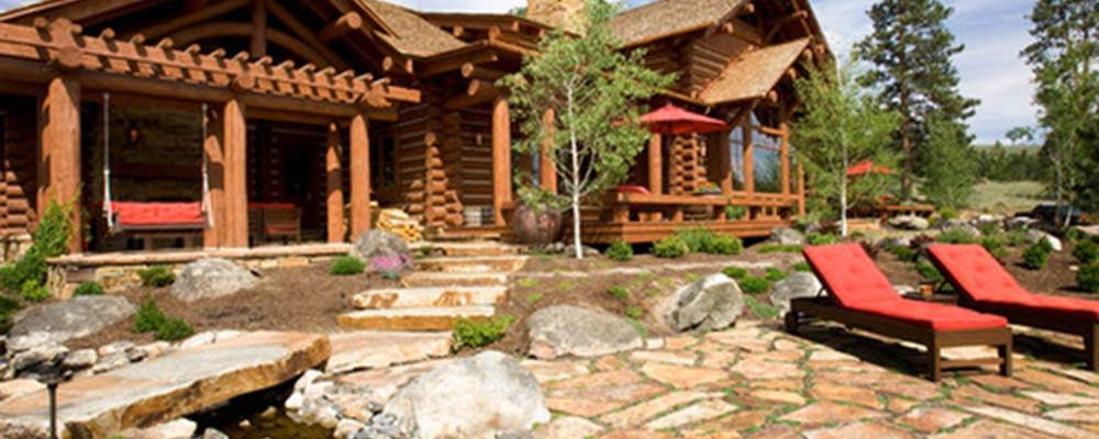 Jaw Dropping Timber Cabin w/ Luxurious Interior Design (20 HQ Pictures)